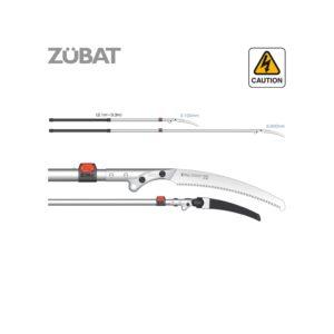 Silky Zübat Pro 1500 330 – 2 Ext.