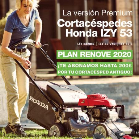 Plan Renove Honda